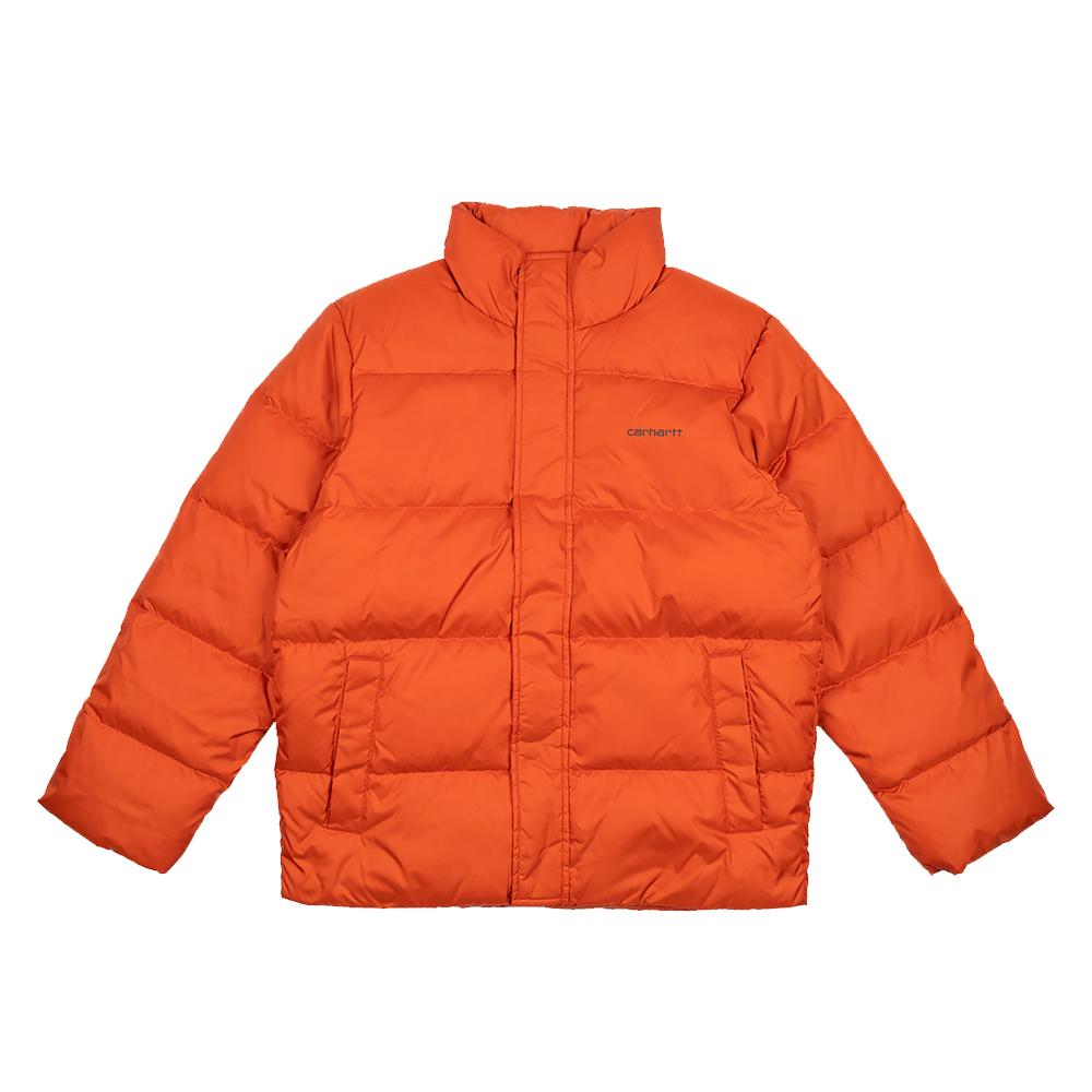CARHARTT Deming Jacket Brick Orange3