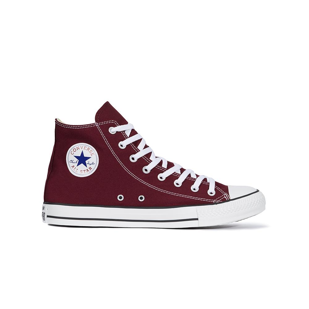 Converse All Star HI Canvas Bordeaux