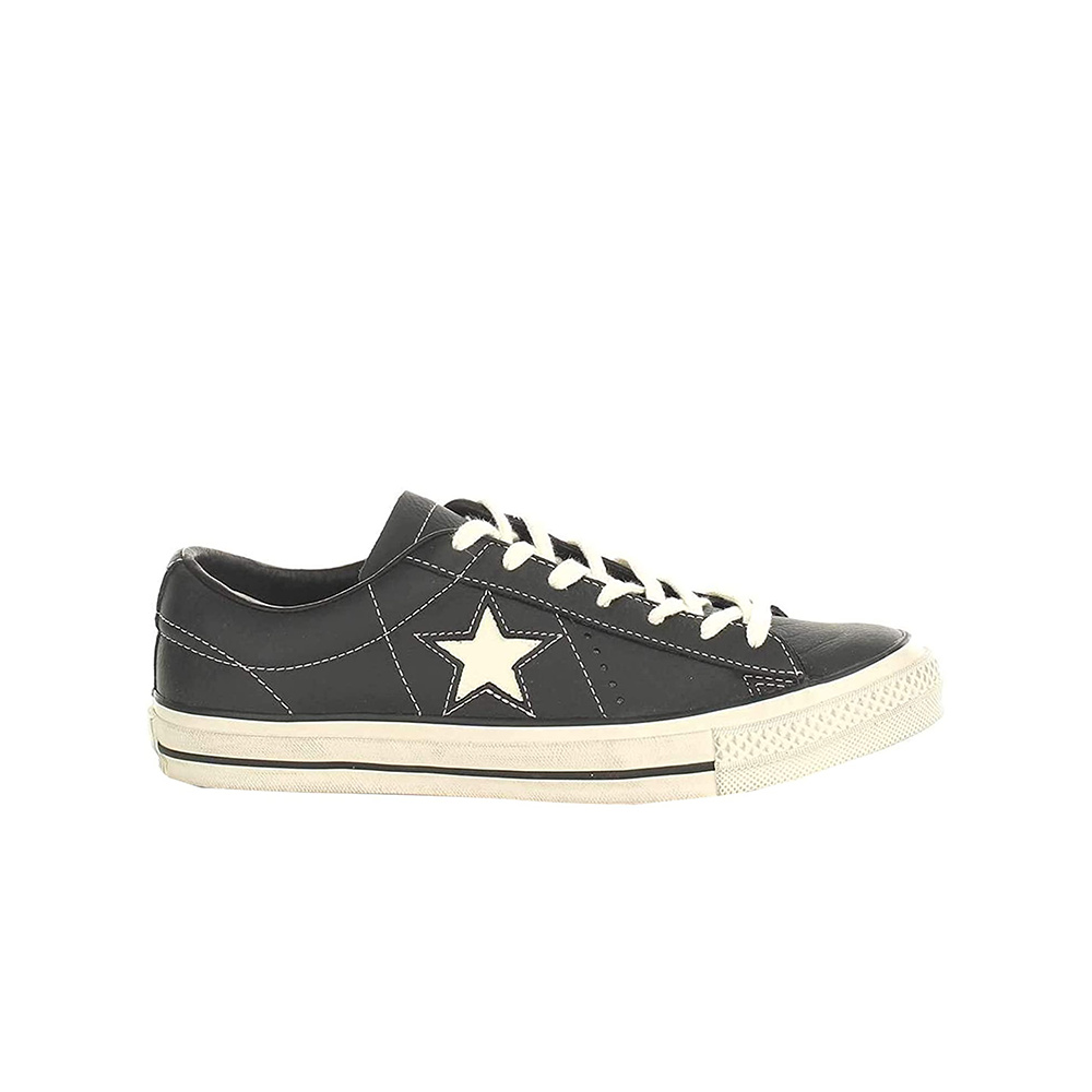 Converse One Star Distresse