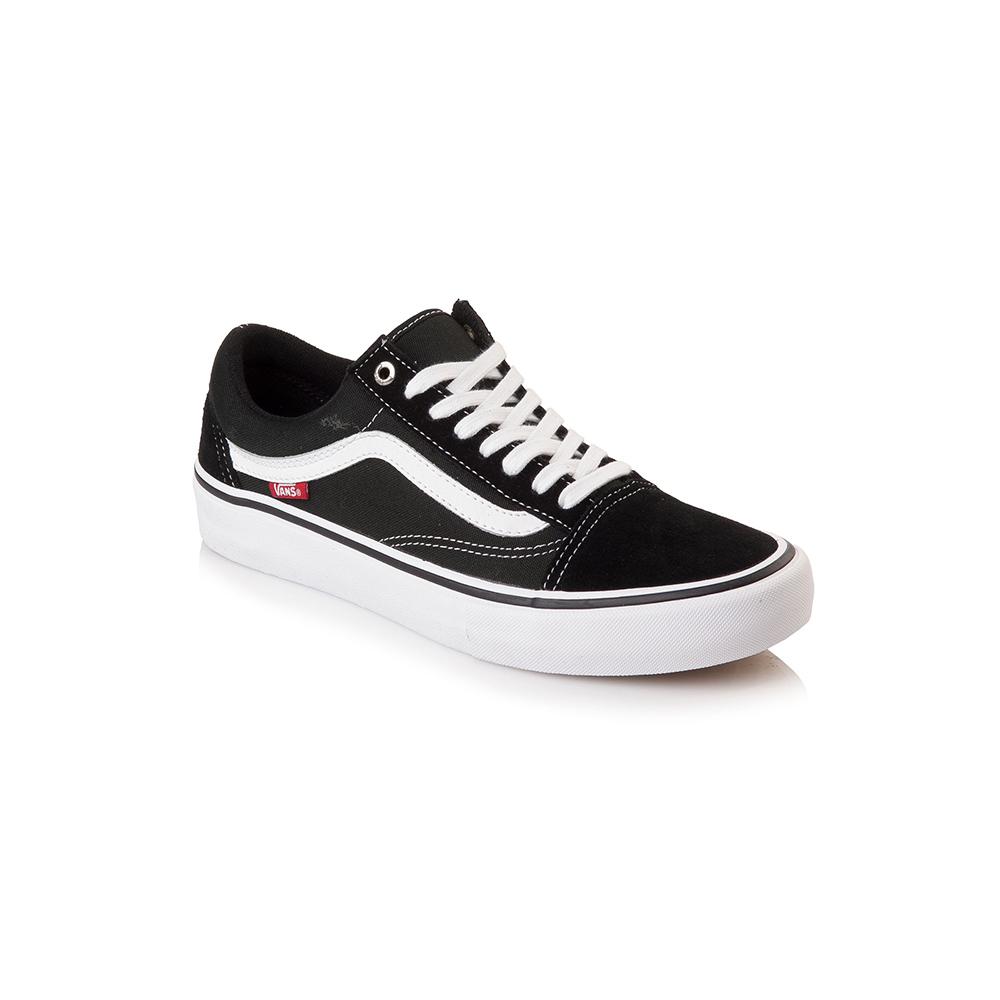 Vans Old Skool Pro -Black:White