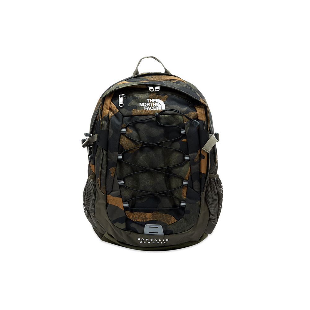 The North Face Borealis Classic Backpack CAMO GREEN
