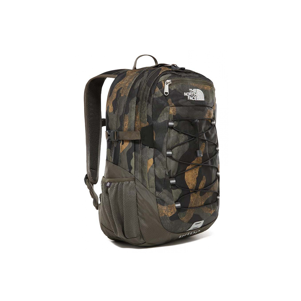 The North Face Borealis Classic BackpacK CAMO GREEN1