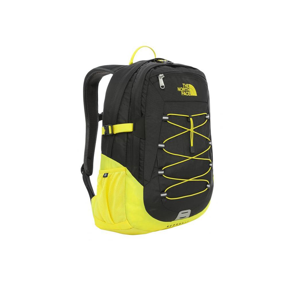 The North Face Borealis Classic Backpack GREY LEMON