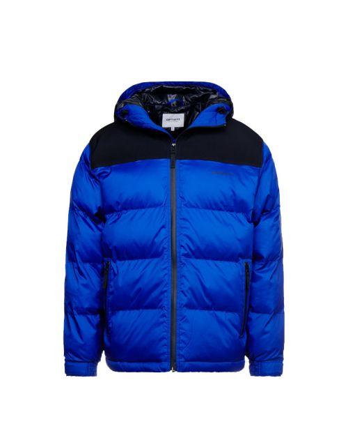 Carhartt Larsen Jacket Thunder Blue