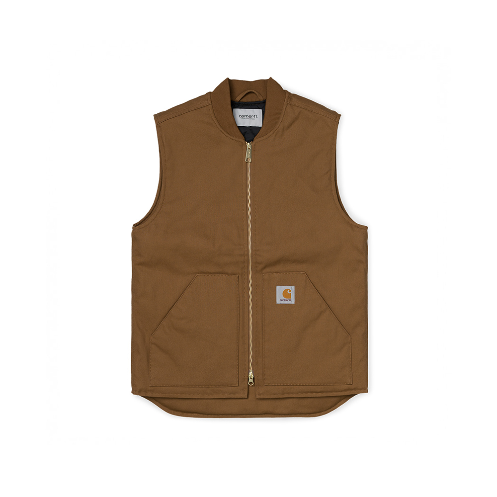 Carhartt Vest Hamilton BROWN