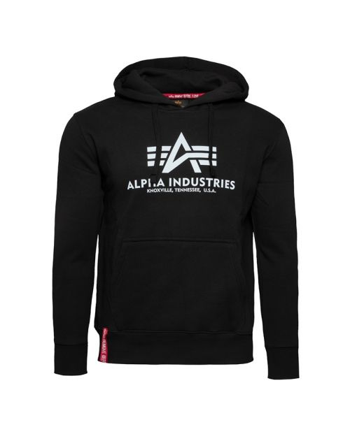 Alpha Industries Basic Hoody Reflective Print
