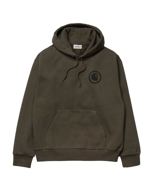 CARHARTT Hooded Protect Sweat cypress