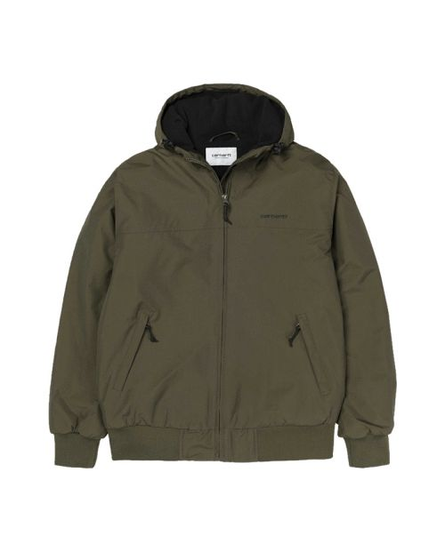 Carhartt Giacca Hooded Sail Jacket CYPRESS