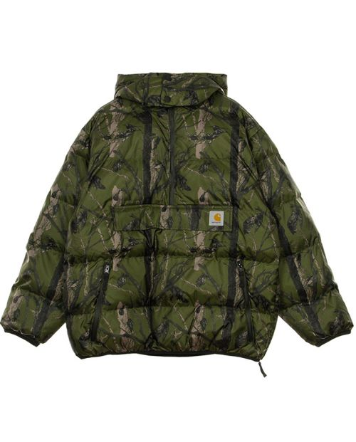 Carhartt Jones Pullover CamoTree Green1
