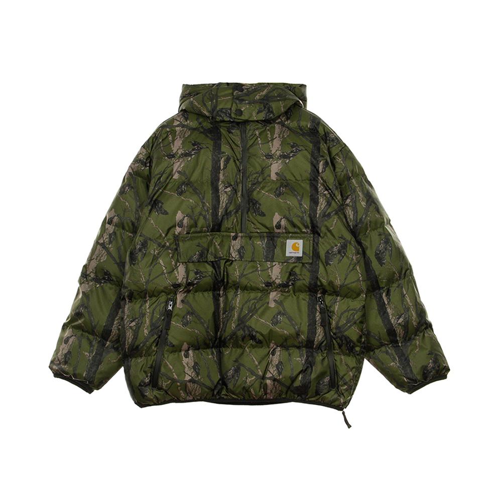 Carhartt Jones Pullover CamoTree Green1