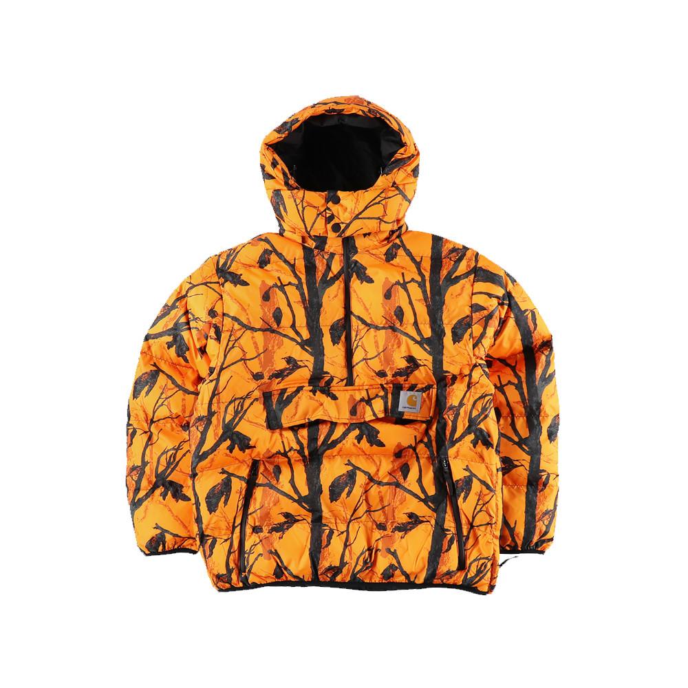 Carhartt Jones Pullover CamoTree Orange
