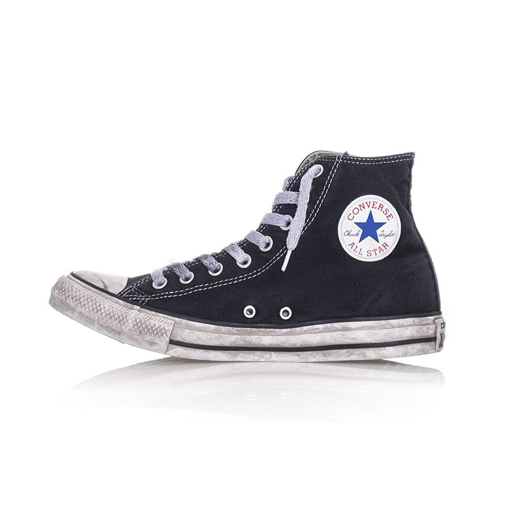 Converse All Star HI Canvas LTD Black Smoke
