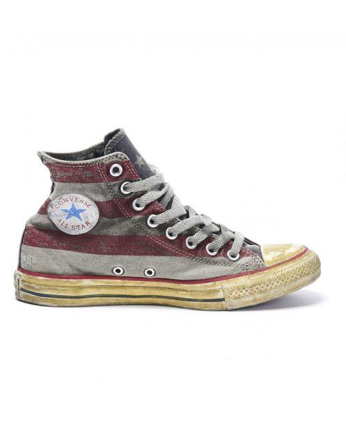 Converse All Star HI Canvas LTD Star&Bars