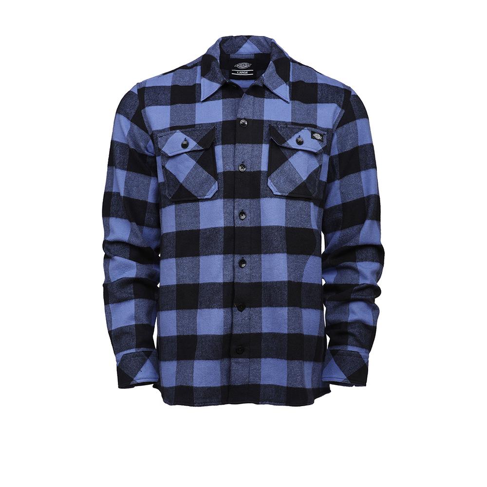 Dickies Camicia Sacramento Blue