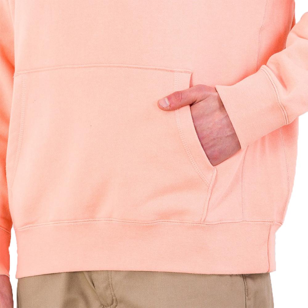 HUF Felpa Paisley P/o Hoodie pink