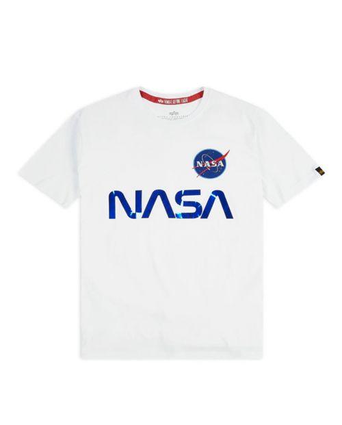 Alpha Industries Nasa Reflective T-shirt