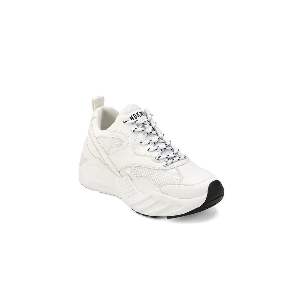 NokWol Rerun Sport Tumble PU White
