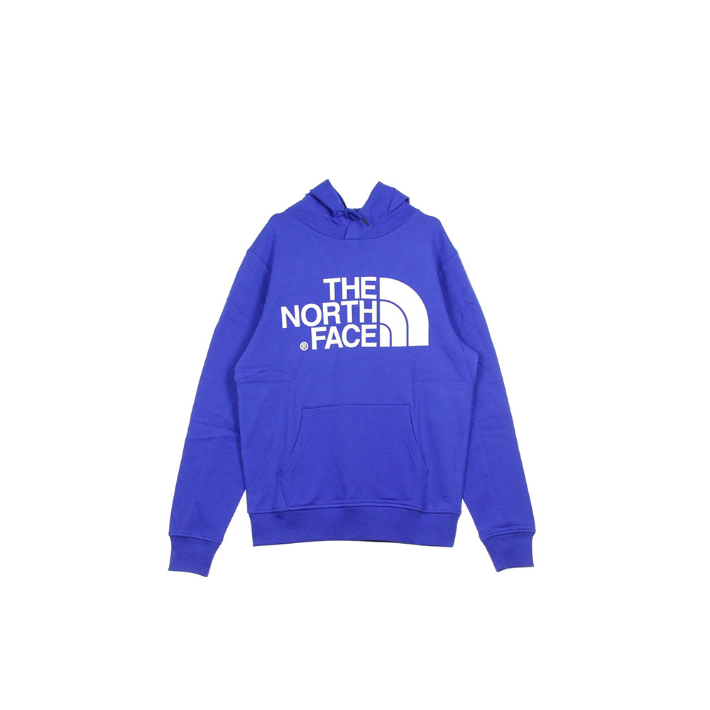 The North Face Felpa Standard Hoodie Blue