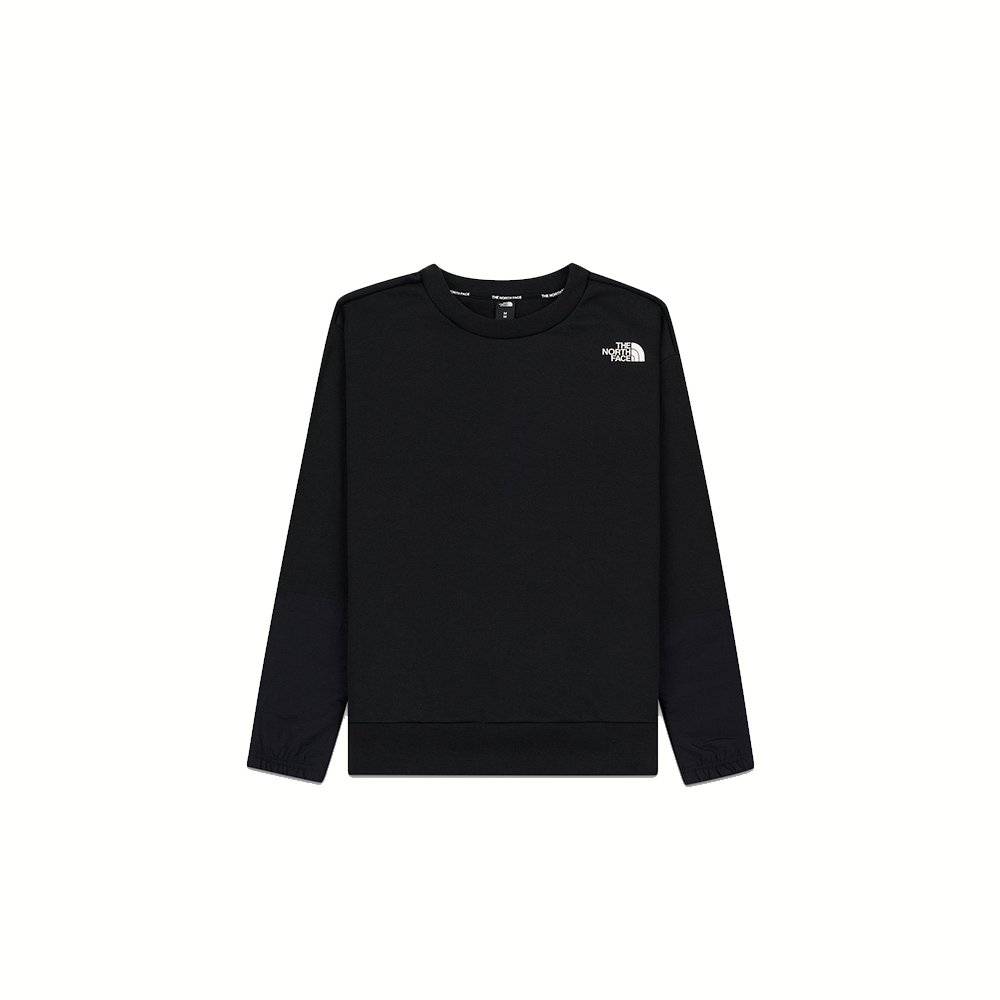 The North Face M Graphic LS Crew black