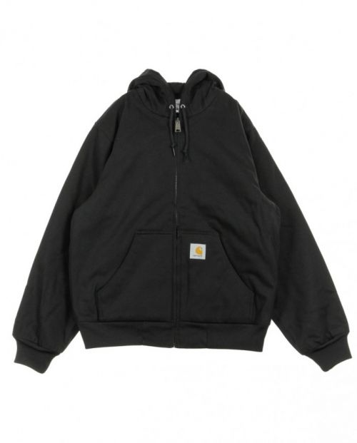carhartt giubbotto-active-jacket-black-rigid